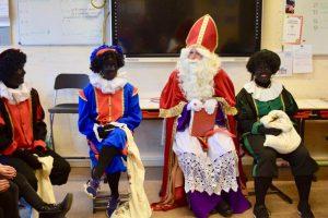 Sinterklaas op 't Paalhoofd